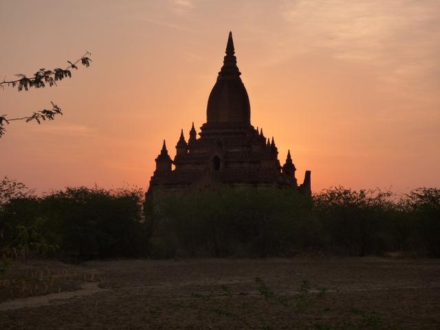 Świątynia, w której spałem.