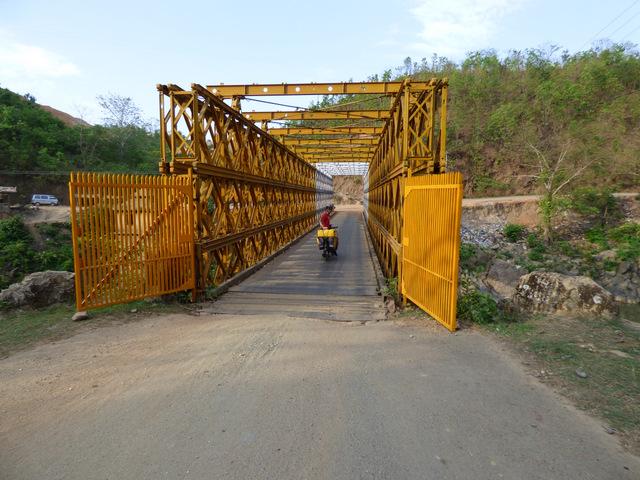 Granica Birmy i Indii