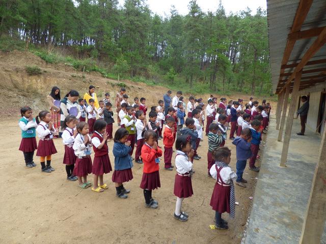 Chrześcijańska szkoła dla sierot