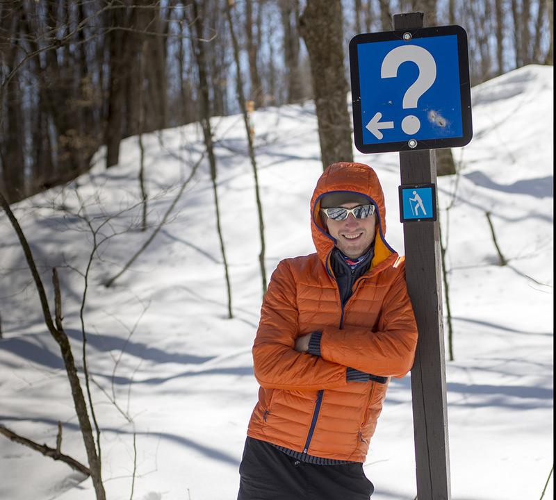 1 kwietnia w Kanadzie zastałem -12 stopni i śnieg