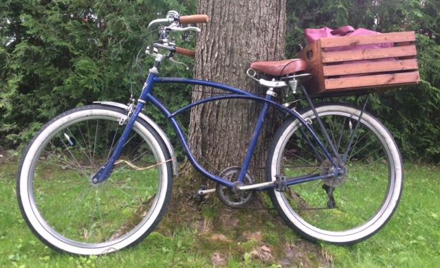 """Pimp my ride, czyli jak się wożę po stolicy Kanady. Nawet nastolatkowie krzyczą: """"Cool bike dude!"""". Ano cool!"""