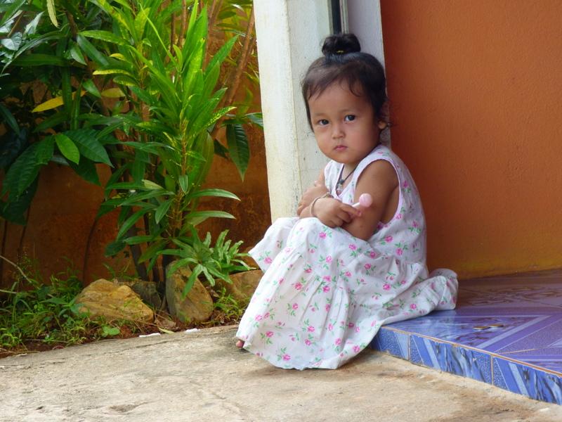 W spojrzeniu tej dziewczynki coś jest. Może ostrzeżenie, które zlekceważyłem?